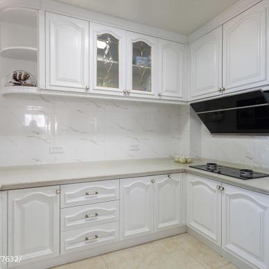 简洁欧式风格厨房设计