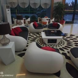销售中心休息区设计