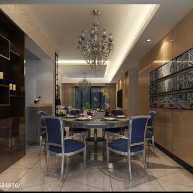 顺德区保利中环广场140平住宅设计_2482150