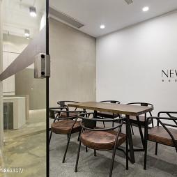 办公空间创意会议室装修
