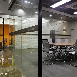 工装办公空间会议室装修