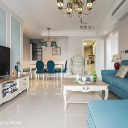 大气美式客厅设计