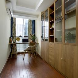 最新美式风格书房设计案例