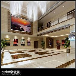 办公楼大厅_2485968