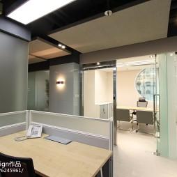 游澳集团办公室办公区域设计