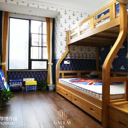 家装美式儿童房装修案例