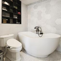 隽雅美式卫浴设计