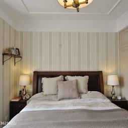 惬意新古典风格卧室设计