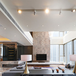 2017简约风格客厅设计