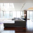 简约风格复式客厅装修