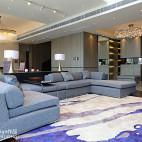 家装简约格调客厅设计效果图
