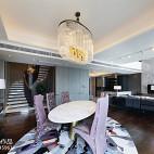 简约风格私人住宅餐厅设计