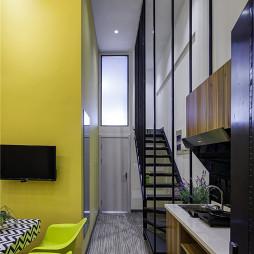 家装LOFT风格创意楼梯设计