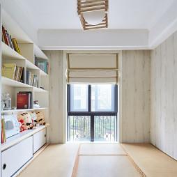 简单美式书房设计