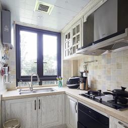 美式二居室厨房设计大全