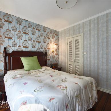 温馨美式风情卧室设计