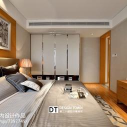 样板房卧室设计大全
