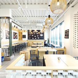 常客餐饮空间室内设计