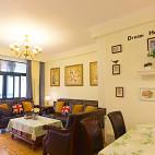 温馨美式客厅设计大全
