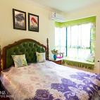 美式韵味卧室装修