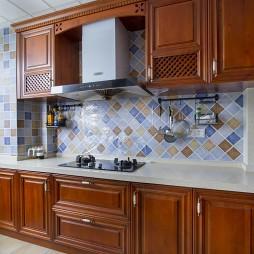 中式风格居家橱柜设计