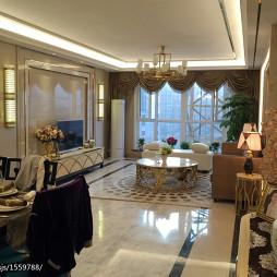 大气简约风格客厅设计
