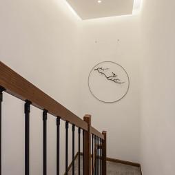 中式风格家居楼梯装修