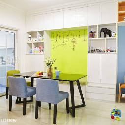 家装现代风格创意餐厅设计