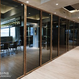 Centre De Vin餐厅过道设计案例