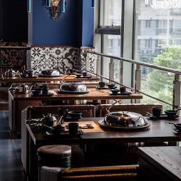 蒸好餐厅用餐区装修