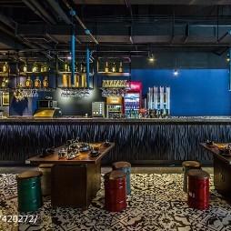 上海蒸好餐厅特色用餐区布置
