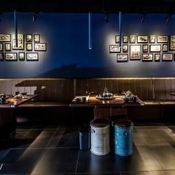 上海蒸好餐厅卡位效果图