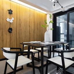 家装美式餐厅设计案例