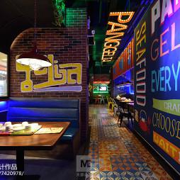 特色餐厅过道设计案例