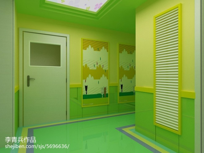 幼儿园设计_2496925