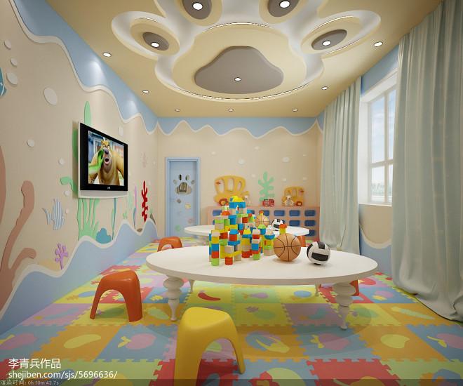 幼儿园设计_2496926