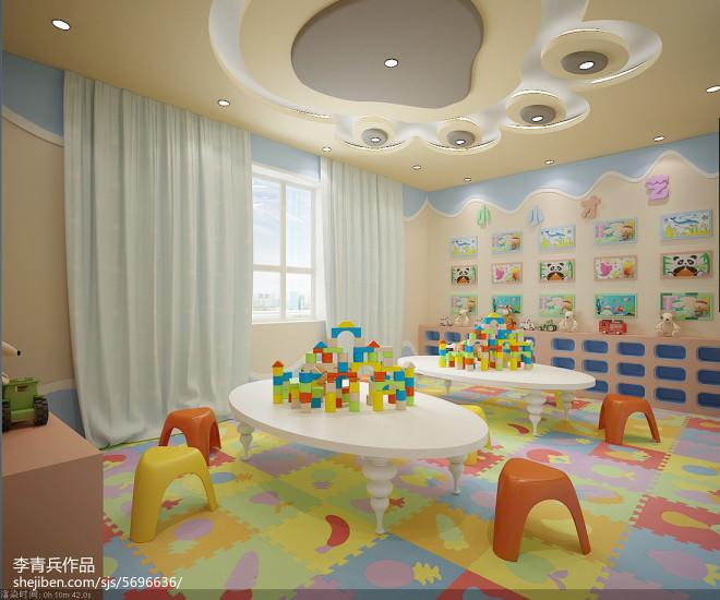 幼儿园设计_2496927