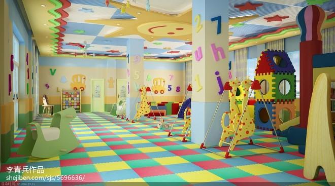幼儿园设计_2496928