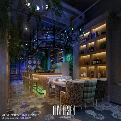 音乐餐厅_2497554