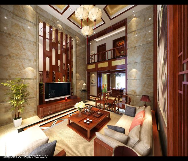 汇翠园中式设计方案_2498125