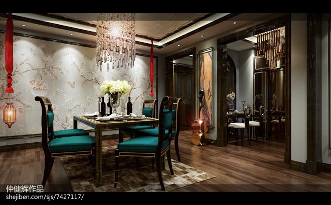 新世纪广场中式设计方案_249815