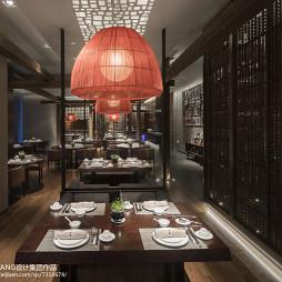 深圳回酒店中餐厅装修