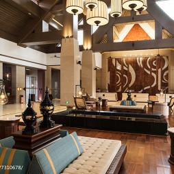 酒店大堂设计欣赏