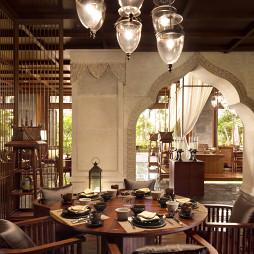 喜来登度假酒店特色餐厅设计