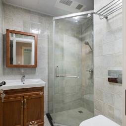 美式卫浴设计案例