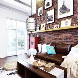 家装北欧风格照片墙设计
