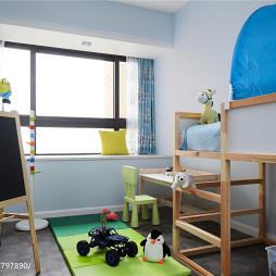 简洁现代风格儿童房设计