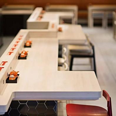 梁志天设计作品-丼丼亭餐厅