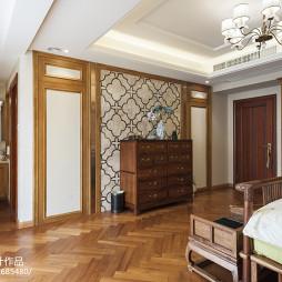 中式别墅卧室布局图