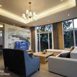家装混搭风格客厅装修大全